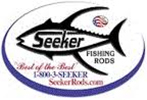 Seeker fishing rods